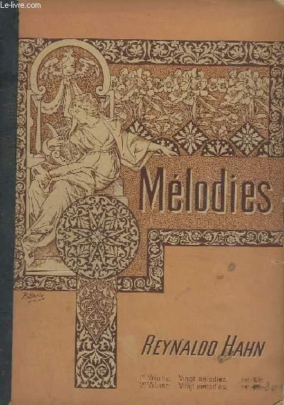 MELODIES - 20 MELODIES - QUAND LA NUIT N'EST PAS ETOILEE + CANTIQUE + LA DELAISSEE + LA CHERE BLESSURE+ + THEONE + LE SOUVENIR D'AVOIR CHANT + QUAND JE FUS PRIS AU PAVILLON...