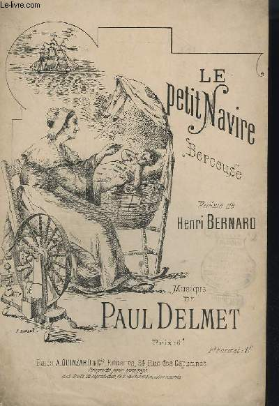 LE PETIT NAVIRE - BERCEUSE.