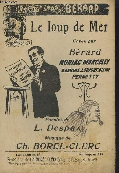 Ah le petit vin blanc borel clerc ch - Cuisiner le loup de mer ...