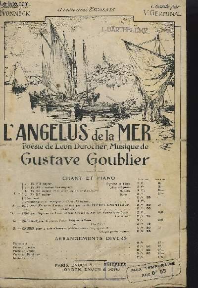 L'ANGELIUS DE LA MER.