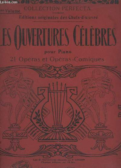 GUILLAUME TELL - 2° VOLUME - POUR PIANO.