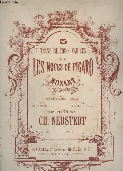 LES NOCES DE FIGARO - N°1 : MON COEUR SOUPIRE.