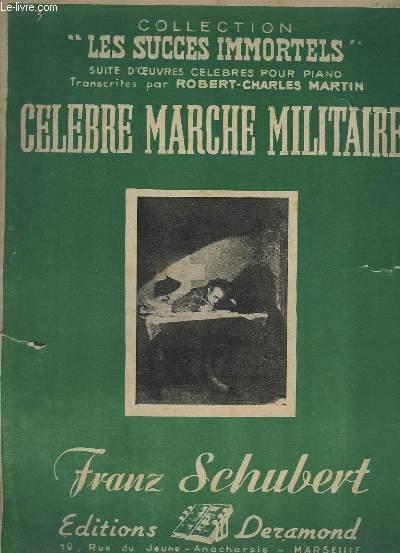 CELEBRE MARCHE MILITAIRE - N° 3 - POUR PIANO.
