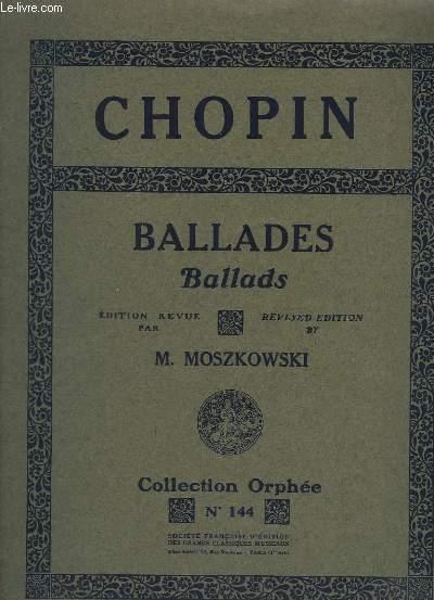 BALLADES / BALLADS - N°144.