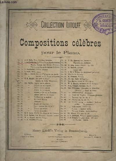 6 VALSES ET UNE MARCHE FUNEBRE - N°1 DES COMPOSITIONS CELEBRES POUR LE PIANO.
