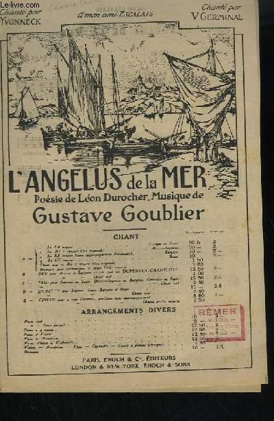 L'ANGELIUS DE LA MER - CHANT.