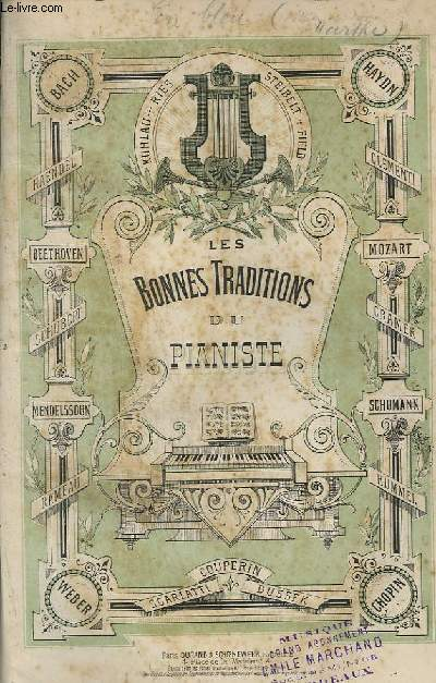 Les bonnes traditions du pianiste - volume 4.