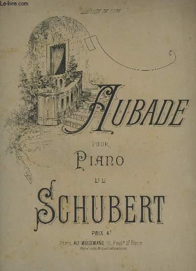 AUBADE - POUR PIANO.
