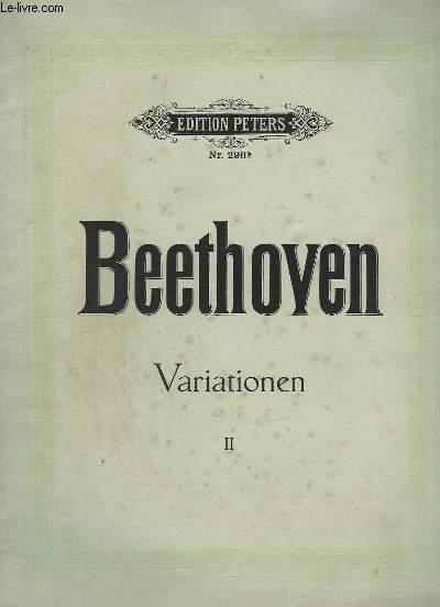 VARIATIONEN - VOLUME 2 - N°298.B.