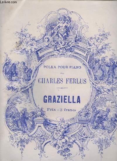 GRAZIELLA - POLKA POUR PIANO - OP.95.
