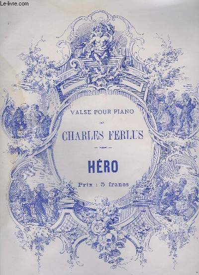HERO - VALSE POUR PIANO.