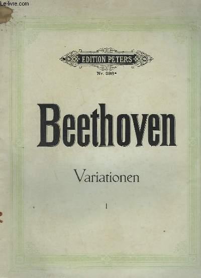 VARIATIONEN - VOL. 1.