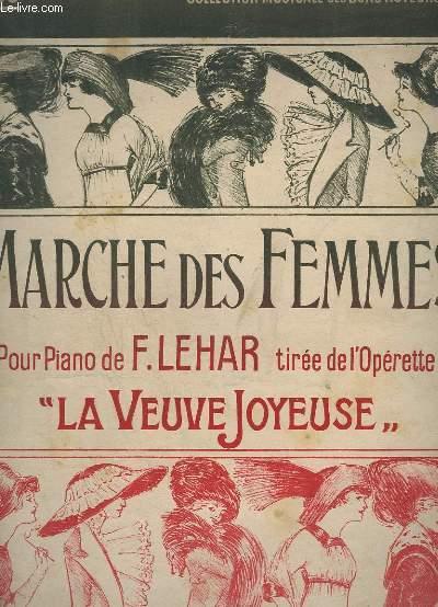 MARCHE DES FEMMES - PIANO.