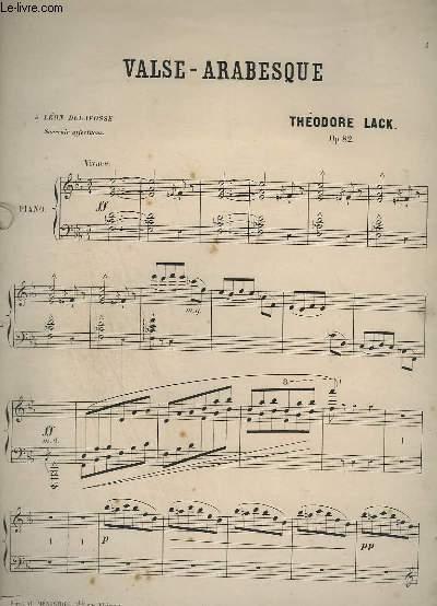 VALSE ARABESQUE - PIRNO - OP.82.
