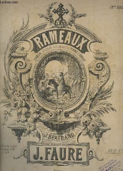 LES RAMEAUX - HYMNE N°2 : PIANO + CHANT - POUR SOPRANO OU TENOR.