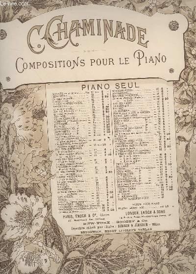 COMPOSITIONS POUR LE PIANO : OP.30 : AIR DE BALLET.