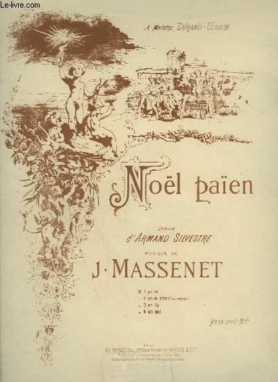 NOEL PAIEN - N°2 : TON ORIGINAL EN MI BEMOL - PIANO ET CHANT.