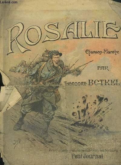 ROSALIE - PIANO ET CHANT.