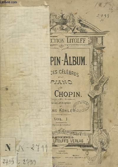 MARCHE FUNEBRE - DE LA SONATE OP.35 - CHOPIN ALBUM VOLUME 1.
