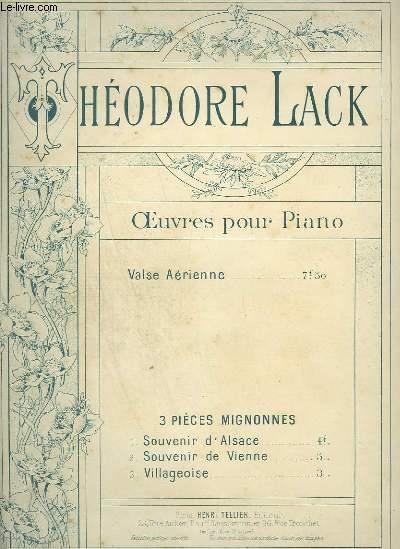 VALSE AERIENNE - OP.159 POUR PIANO.