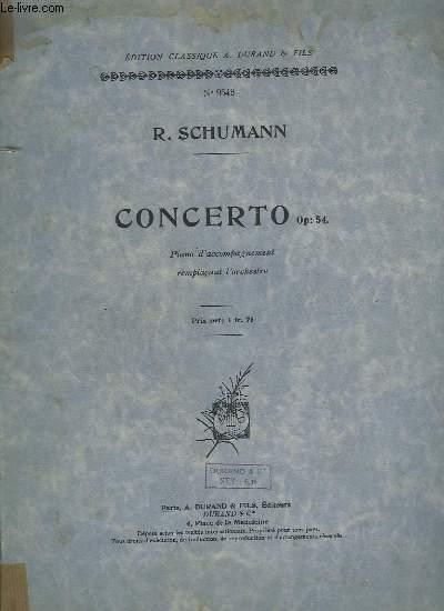 CONCERTO - PIANO.