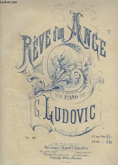 REVE D'UN ANGE POUR PIANO.