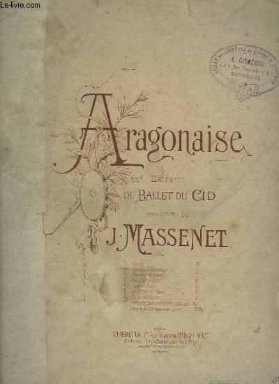 ARAGONAISE - POUR PIANO.