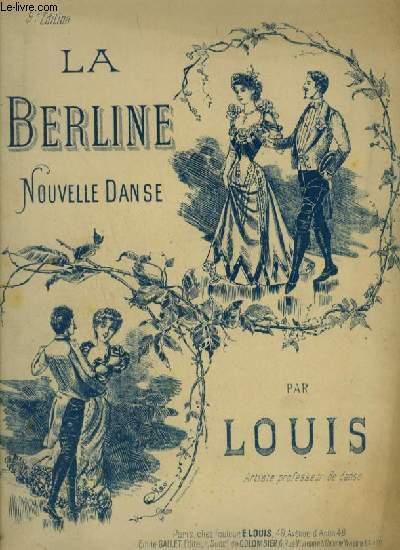 LA BERLINE - POUR PIANO.