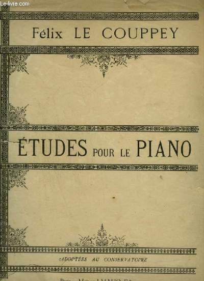 ETUDES POUR LE PIANO - 23 ETUDES PRIMAIRES.