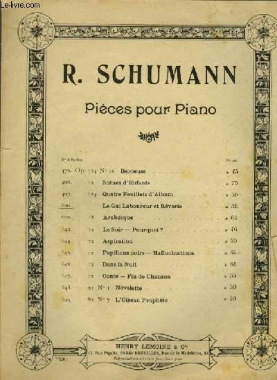 LE GAI LABOUREUR - PIANO.