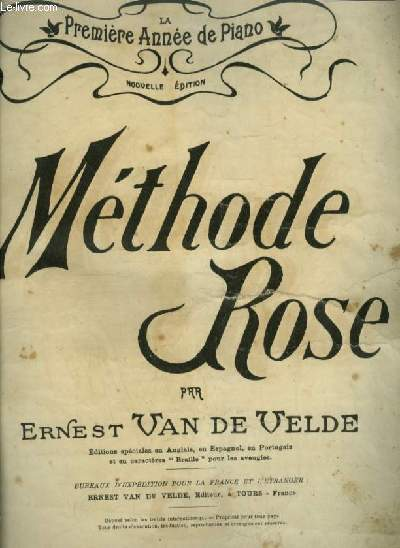 METHODE ROSE -