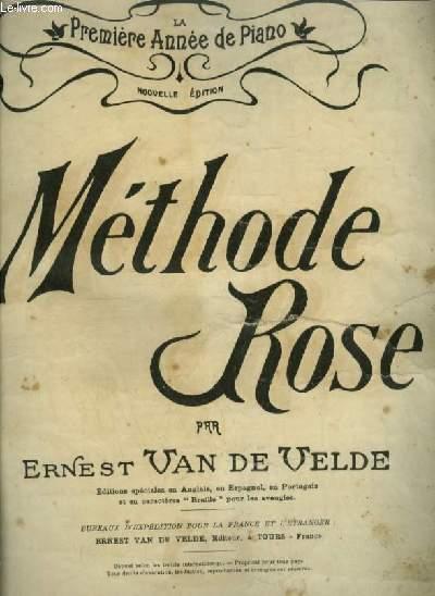METHODE ROSE -