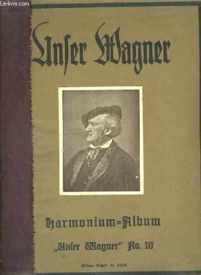 UNSER WAGNER - HARMONIUM ALBUM.