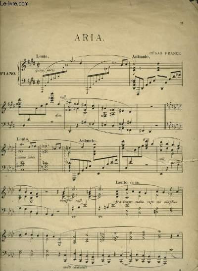 ARIA - PIANO.