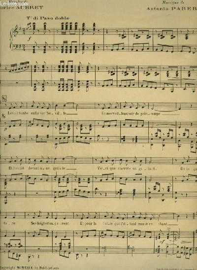 NOVIA - POUR PIANO ET CHANT AVEC PAROLES.
