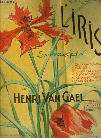 L'IRIS - N°5 : KERMESSE FLAMANDE - POUR PIANO.