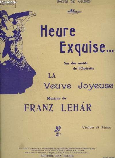 HEURE EXQUISE -