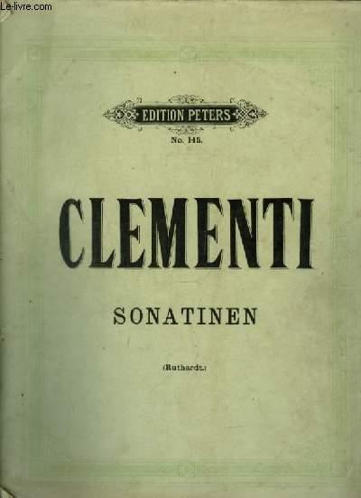 SONATINEN - OP.36 N°1.