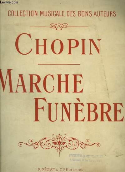 MARCHE FUNEBRE - OP.35 N°6 POUR PIANO.
