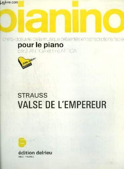 PIANINO N°52 : VALSE DE L'EMPEREUR.