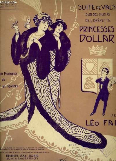 VALSE DOLLAR - PRINCESSES DOLLAR POUR PIANO.