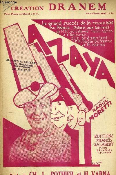 AZAYA! - CREEE PAR DRANEM