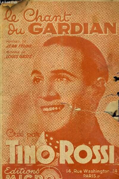 LE CHANT DU GARDIAN !