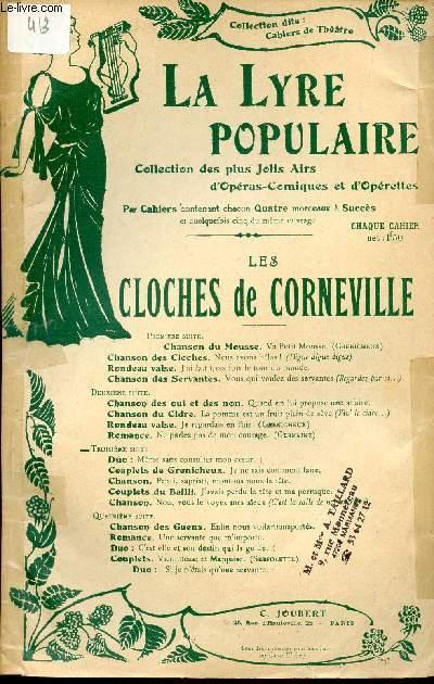 LES CLOCHES DE CORNEVILLE - OPERA COMIQUE EN 3 ACTES N°4