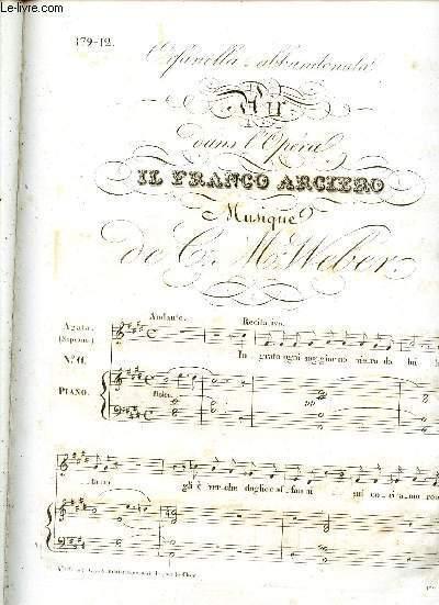IL FRANCO ARCIERO - N°11 - ORFANELLA ABBANDONATAL