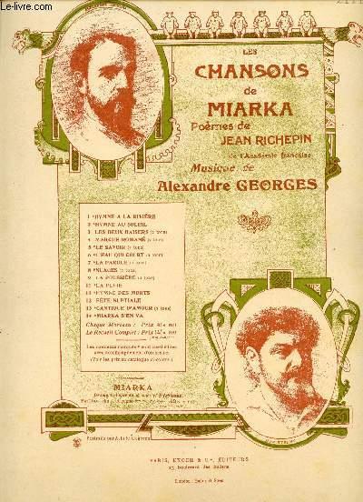 LES CHANSONS DE MIARKA - HYMNE A LA RIVIERE - N°1