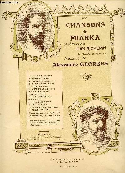 LES CHANSONS DE MIARKA - LA POUSSIERE - N°9