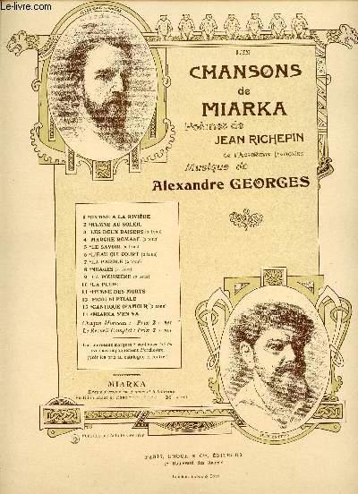 LES CHANSONS DE MIARKA - LA PLUIE - N°10