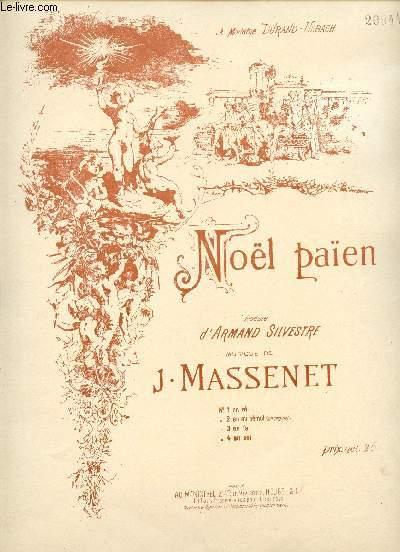 NOEL PAIEN - A MADAME DURAND ULBACH - N°1