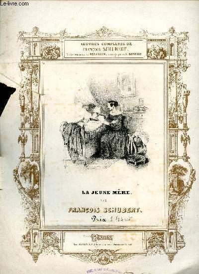LA JEUNE MERE - PAROLES FRANCAISES DE Mr BELANGER